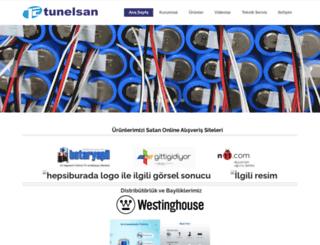 tunelsan.com screenshot