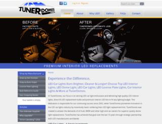 tunerdomes.com screenshot