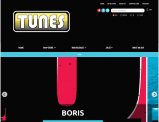 tunesonline.net screenshot