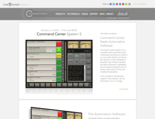 tunetrackersystems.com screenshot