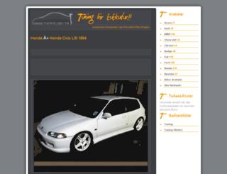 tuning.gen.tr screenshot
