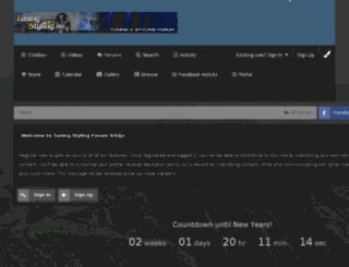 tuningstyling.net screenshot