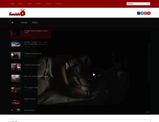 tunisiatv.com screenshot