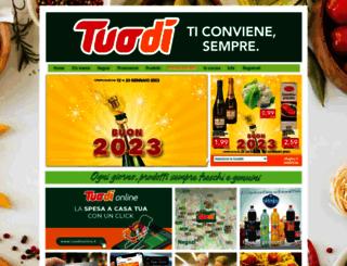tuodi.it screenshot