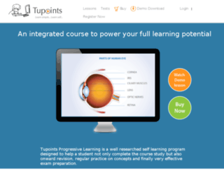 tupoints.com screenshot