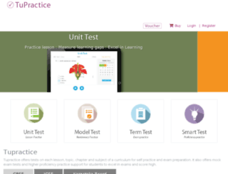 tupractice.com screenshot