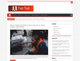tuptup.org screenshot