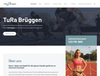 tura-brueggen.de screenshot
