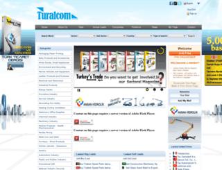 turalcom.com screenshot