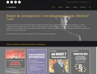 turalinski.pl screenshot