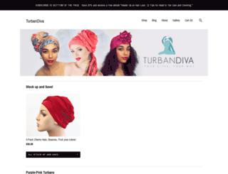 turbandiva.com screenshot