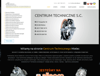turbiny.mielec.pl screenshot