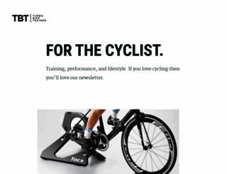 turbobiketrainer.com screenshot