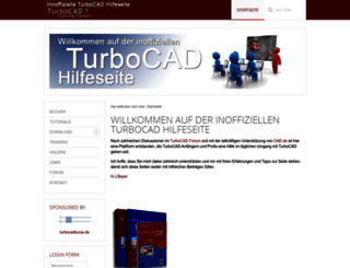 turbocad.cad.de screenshot