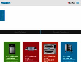 turbochef.com screenshot