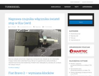 turbodiesel.hswg.pl screenshot