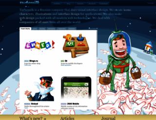 turbomilk.com screenshot