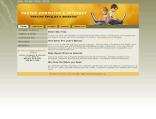 turbonet.com screenshot
