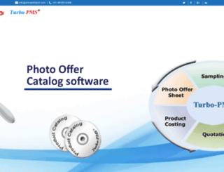 turbopms.com screenshot