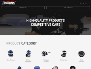 turbosmartdirect.com screenshot