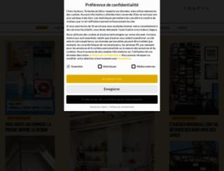 turbulences-deco.fr screenshot