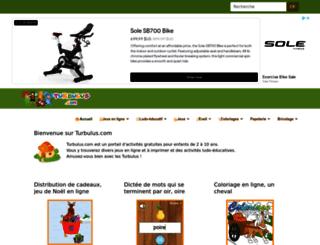turbulus.com screenshot