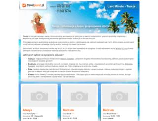 turcja.centrum-lastminute.pl screenshot