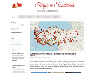 turcjawsandalach.pl screenshot