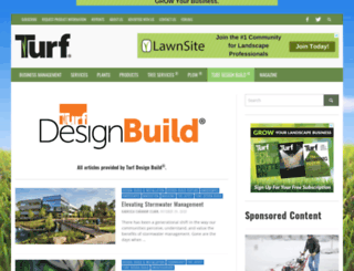 turfdesignbuild.com screenshot