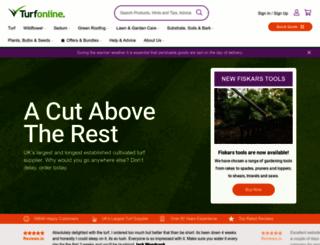 turfonline.co.uk screenshot