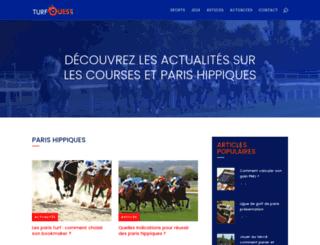 turfouest.com screenshot