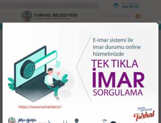 turhal.bel.tr screenshot