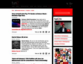 turi2.de screenshot