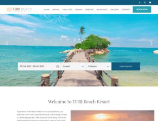 turibeach.com screenshot