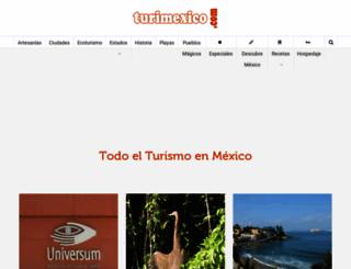 turimexico.com screenshot