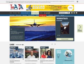 turismo-attualita.it screenshot