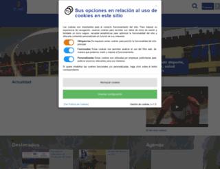 turismoalmeria.com screenshot