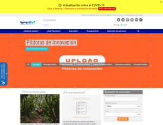 turismodetenerife.com screenshot