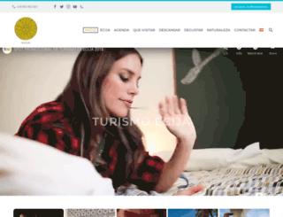 turismoecija.com screenshot