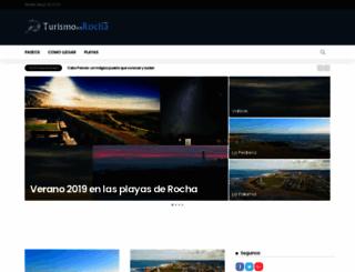 turismoenrocha.com screenshot