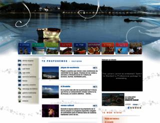 turismogrove.es screenshot