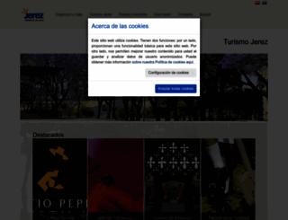 turismojerez.com screenshot