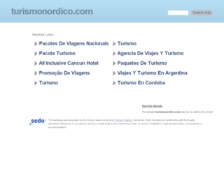 turismonordico.com screenshot