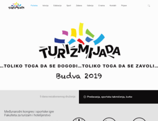 turizmijada.me screenshot