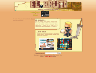 turizo.elbruto.es screenshot