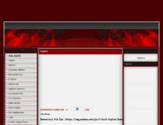 turk-toplist.tr.gg screenshot