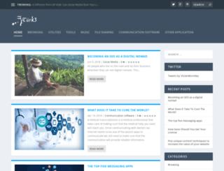 turk3.org screenshot
