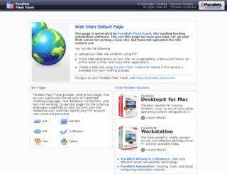 turkadns.com screenshot