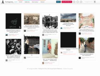 turkagram.com screenshot
