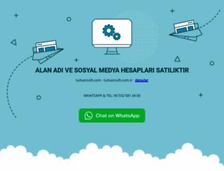 turkairsoft.com screenshot